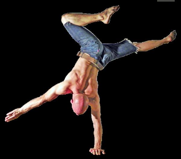 cutout handstand 2